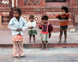 http://commons.wikimedia.org/wiki/File:Children_in_India_3.jpg