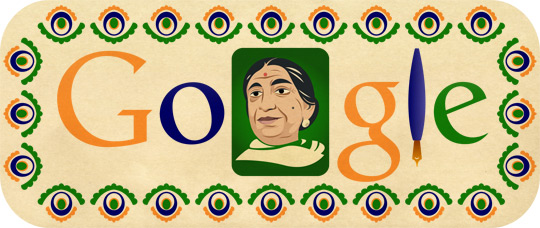 Sarojini Naidu's 135th Birthday : India