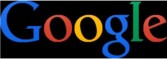 10W Old Google Logo