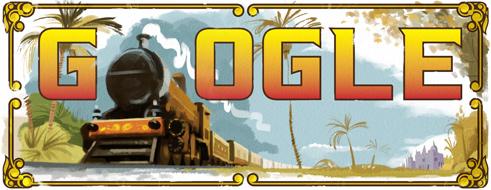 India's first passenger train