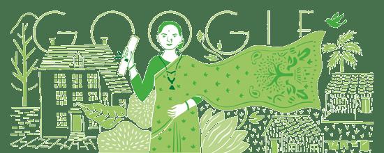 Anandi Gopal Joshi's 153rd birthday