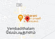 Map of Govt General Hospital